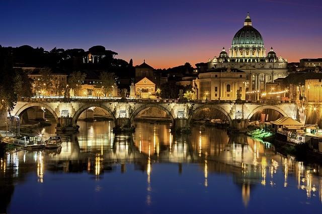 1 - Rome in Italy